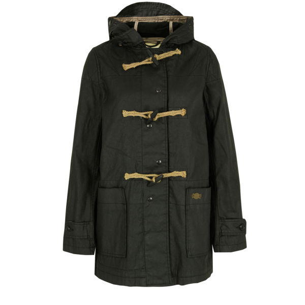Denim & Supply - Ralph Lauren Women's Duffle Coat - Polo Black