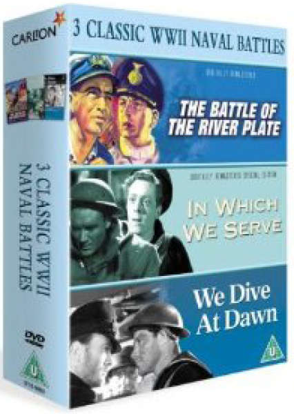 Classic WWII Naval Battles - We Dive At Dawn/In Which We