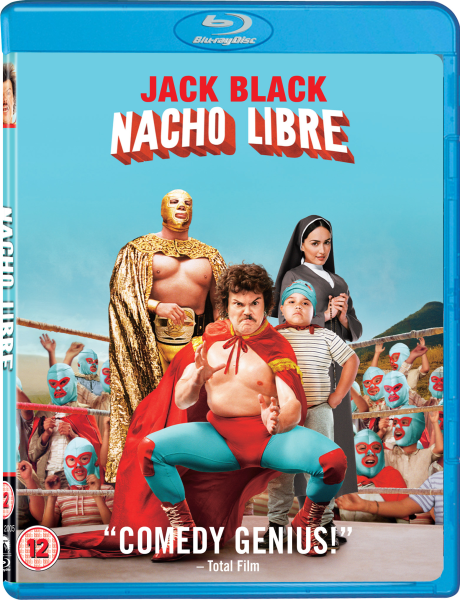 Nacho Libre Blu Ray Zavvi