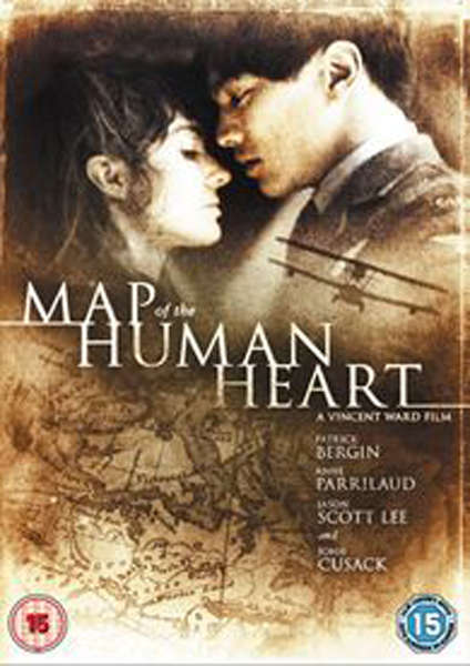 Map Of The Human Heart Dvd Zavvi