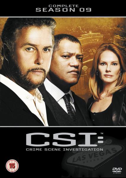 C.S.I. - Crime Scene Investigation - Vegas - Series 9 - Complete