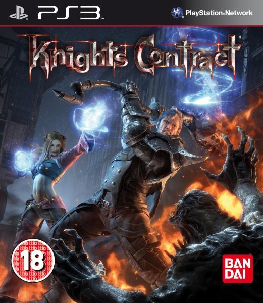 Knights Contract Ps3 Zavvi