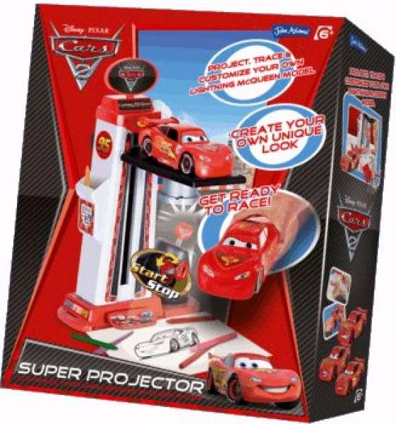 Rétroprojecteur 3D Disney Cars 2