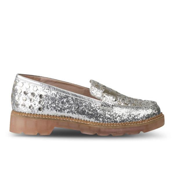 Senso Women's Connie I Glitter Loafers - Glitter