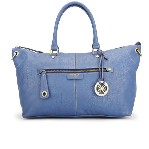 Fiorelli Amelia Zip Top Grab Bag - Cornflower Blue  Image 1