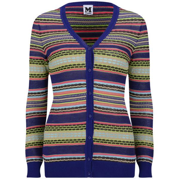M Missoni Women's Knitted Cardigan - Multi