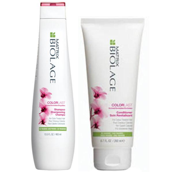 Shampoing et après-shampoing Matrix Biolage ColorLast Shampoo and Conditioner