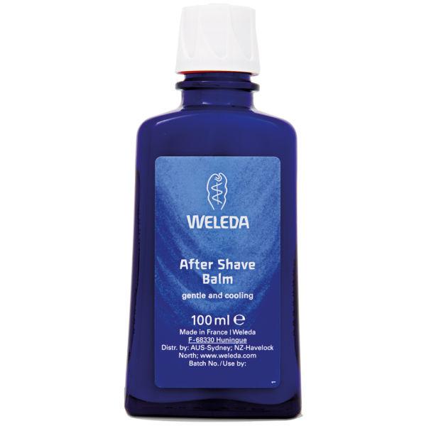 Baume après-rasage pour hommes Weleda (100 ml)
