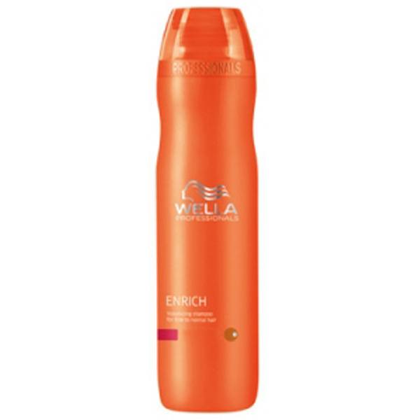 Wella Professionals shampoing volumisant pour cheveux fins/normaux (250ml)