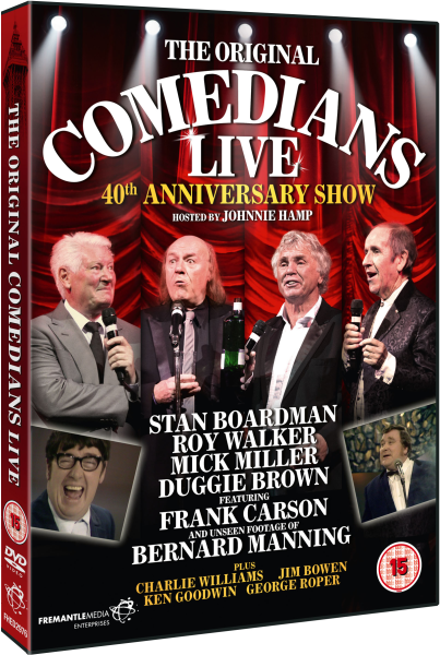 The Comedians Live