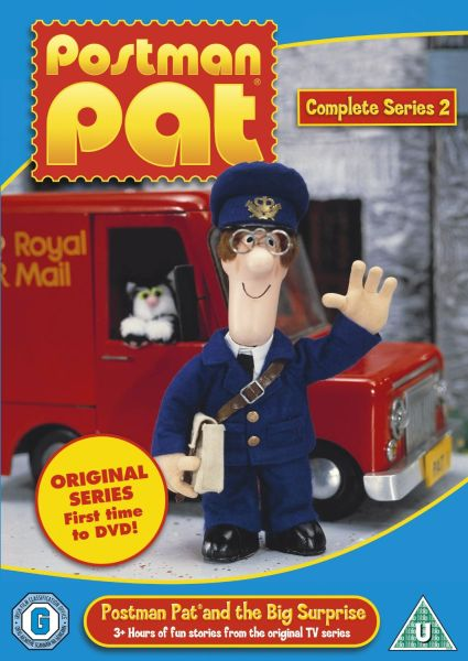 Postman Pats Big Surprise - The Complete Series 2