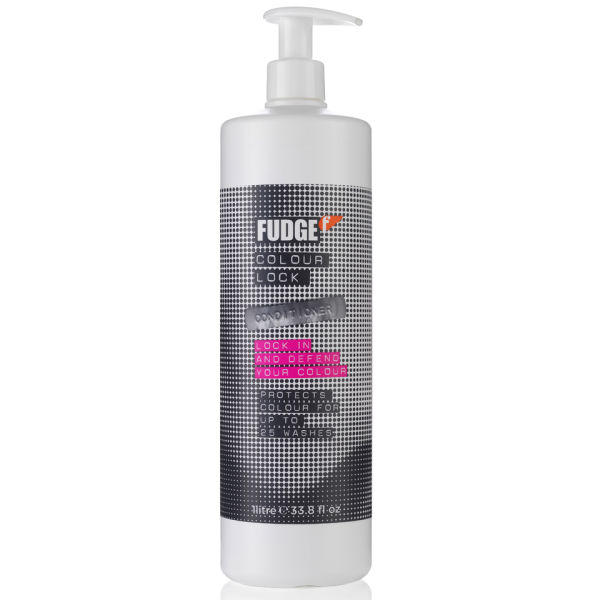 Fudge Colour Lock Conditioner 1000ml (Worth £33.00)