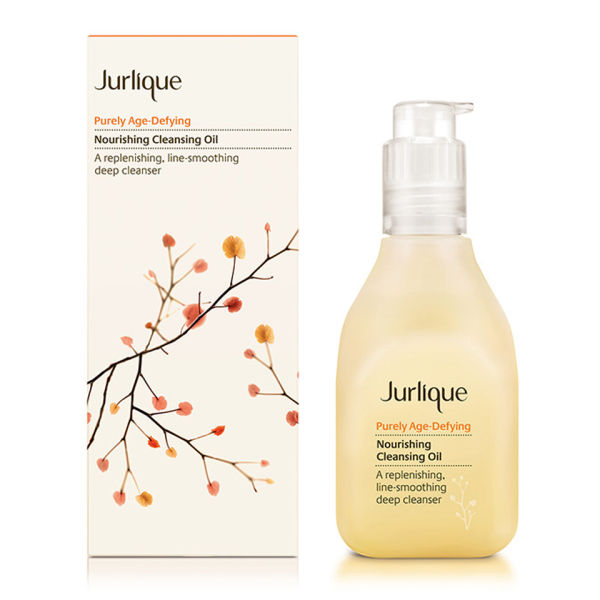 Jurlique Purely Age-Defying Nourishing Cleansing Oil (200ml)