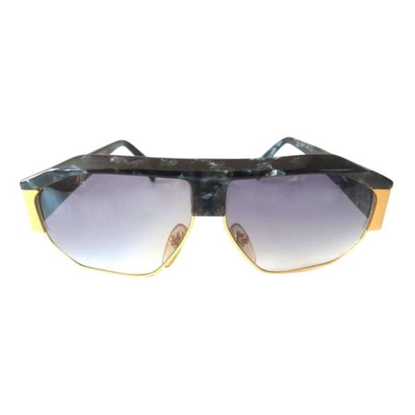 73c45193bff35 Rare Vintage Gianni Versace MOD 419 Sunglasses  Image 1