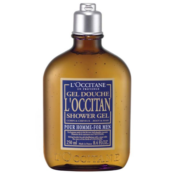 L Occitane Shower Gel L Occitan 250ml Skinstore
