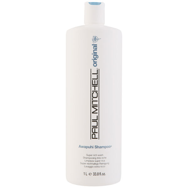 PAUL MITCHELL AWAPUHI SHAMPOO (1000ML) - (Worth £28.50)