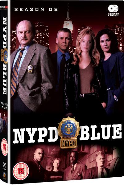 NYPD Blue - Season 8