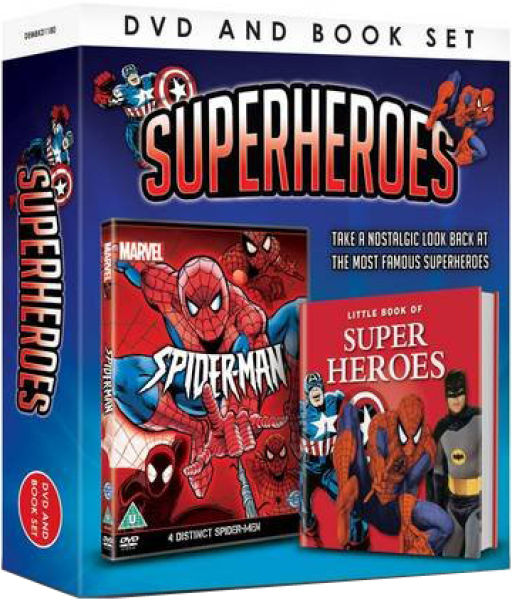 Superheroes (Includes Book)