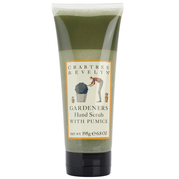 Exfoliant Crabtree & Evelyn Gardeners Hand Avec ponce (195g)