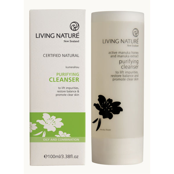 Living Nature Purifying Cleanser (3 oz)