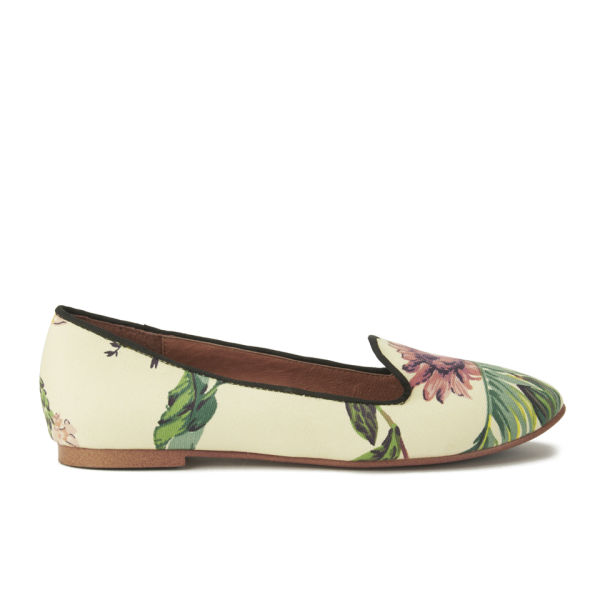 Maison Scotch Women's Patterned Loafer - Multi