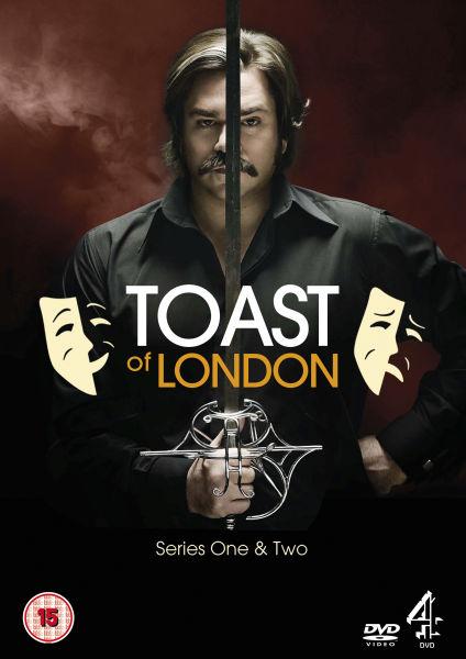Toast of London - Series 1 & 2 Box Set