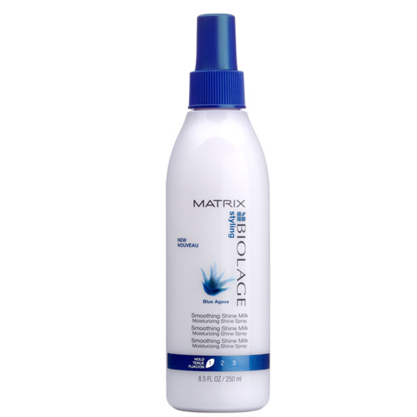 Spray brillante Matrix Biolage Smoothing Shine Milk