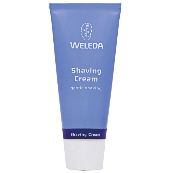 Weleda Men's Shaving Cream (75ml)