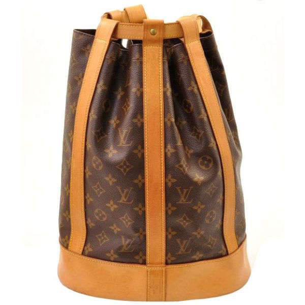 Louis Vuitton Vintage Randonee Small Shoulder Bag Free