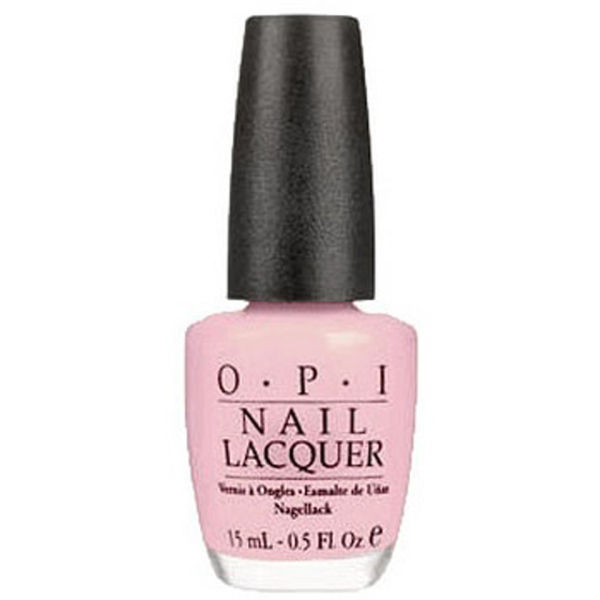 Opi In The Spot Light Pink Nail Lacquer 15ml Free