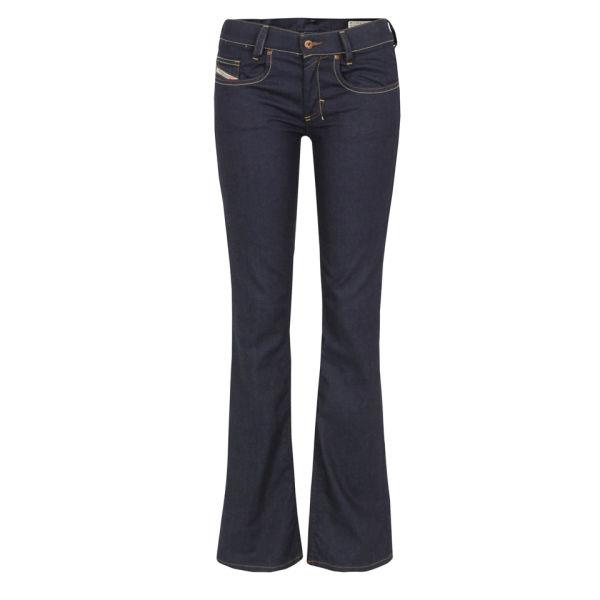 Diesel Women's Louvboot 69H Jeans - Denim