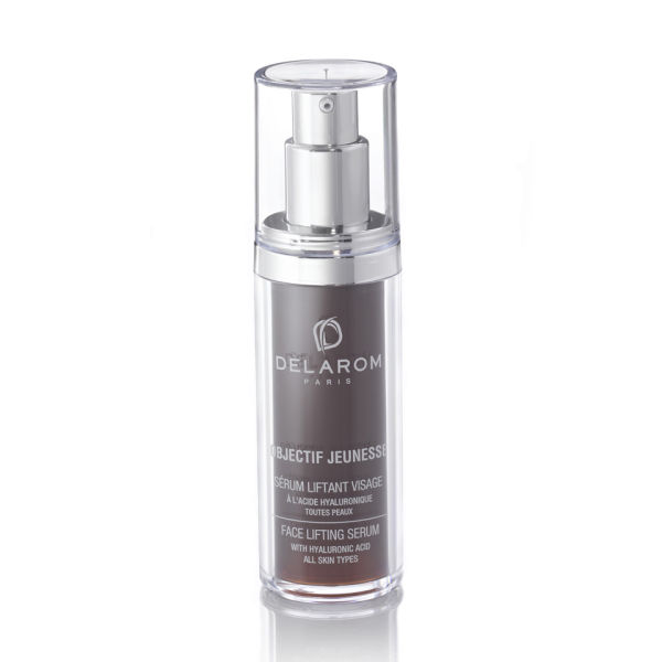 Serum facial con efecto  lifting Delarom (30ml)