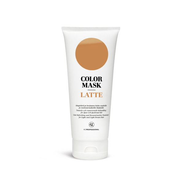 KC Professional Colour Mask -  Latte (200ml)