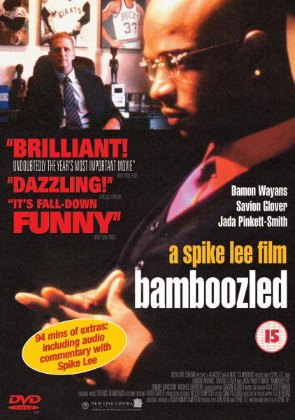 bamboozled essay The film bamboozled integrates several types of racial roles and stereotypes throughout its narrative one of the primary racial messages communicated by the film is the 'conventional' stereotype that whiteness is superior to blackness.