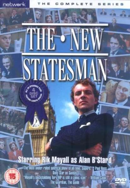 The New Statesman - The Complete Series Box Set