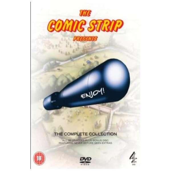 Bad news comic strip dvd