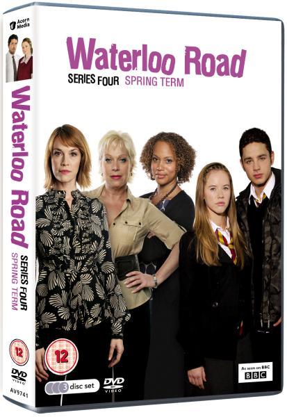 Waterloo Road Series 4 Spring Term Dvd Zavvi