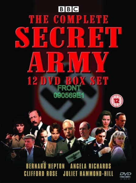The Complete Secret Army - Series 1-3