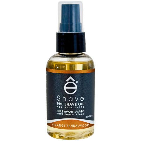 Huile Pré-Rasage 56ml e-Shave Orange Sandalwood