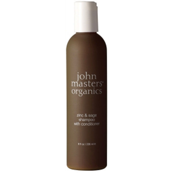 John Masters Organics Zinc & Sage Shampoo With Conditioner (236ml)