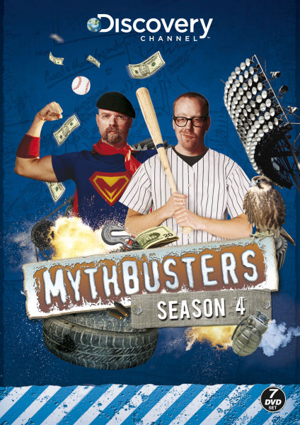 Mythbusters Season 4 Iwoot