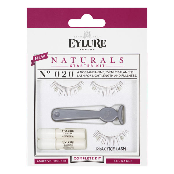 Eylure Naturals Starter Kit No. 020 Faux-cils