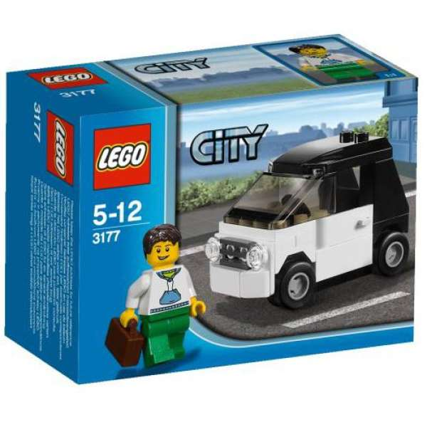 lego city airport small car 3177 toys. Black Bedroom Furniture Sets. Home Design Ideas