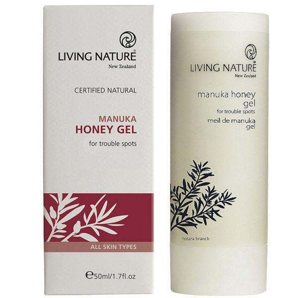 Living Nature Manuka Honey Gel (50 ml)