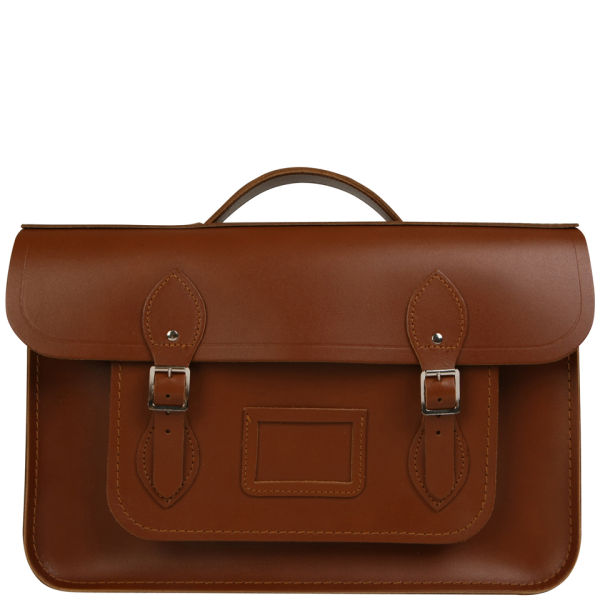 The Cambridge Satchel Company 15 Inch Leather Backpack - Vintage