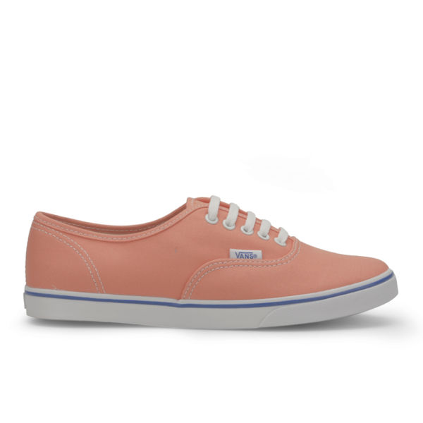 Vans Women's Authentic Lo Pro Trainers - Melon/True White