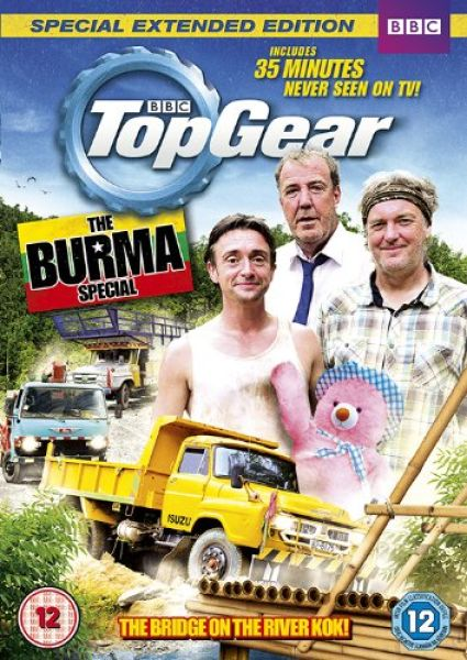 top gear the burma special director 39 s cut dvd zavvi. Black Bedroom Furniture Sets. Home Design Ideas