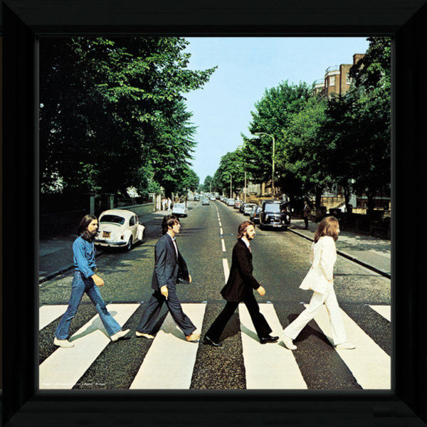 The Beatles Abbey Road - 12
