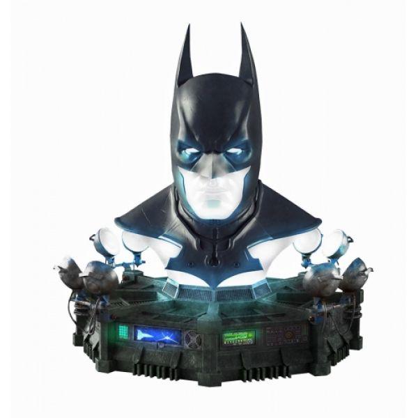 Sideshow Collectibles DC Comics Arkham Origins Batman Cowl Prop Replica