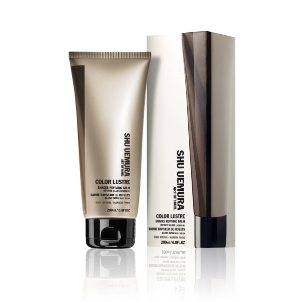 Baume raviveur de reflets Shu Uemura Art Of Hair Colour Lustre - Cool Brown (200ml)